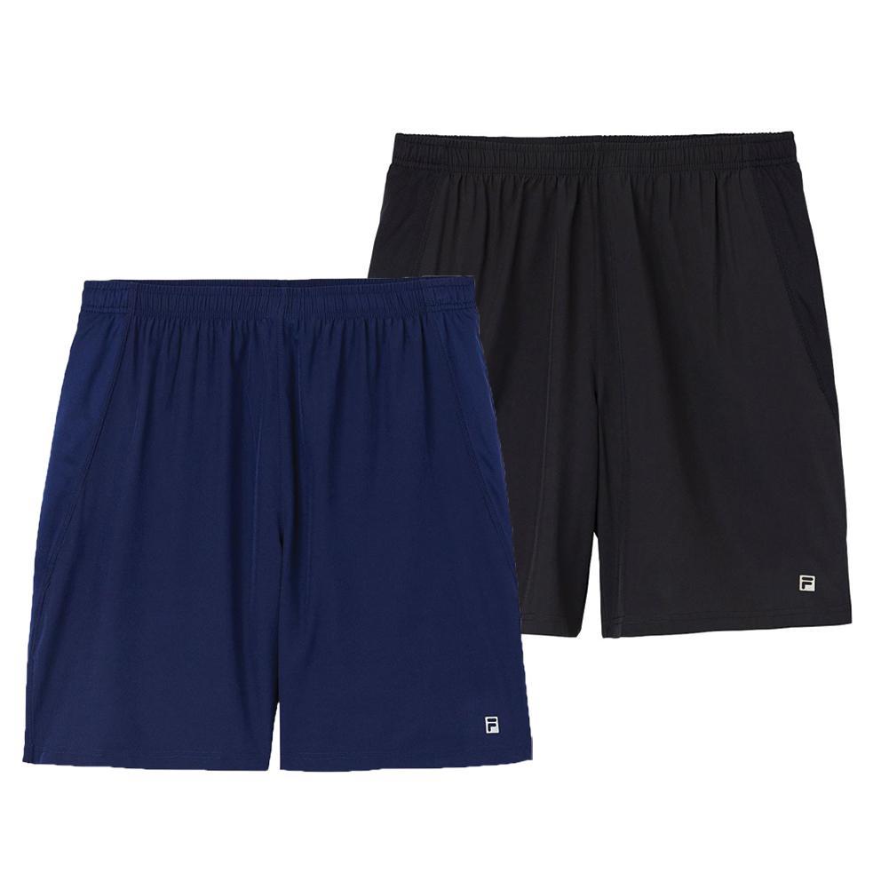Men's Fundamental Double Layer Tennis Short