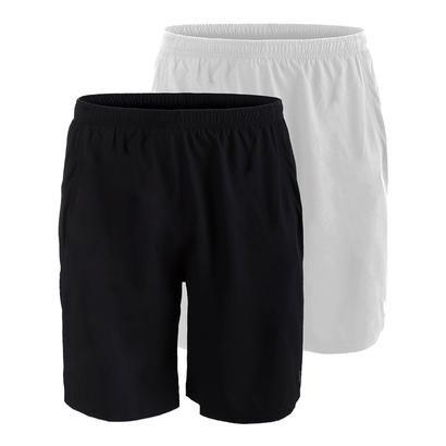 Men`s Fundamental Double Layer Tennis Short