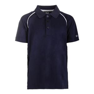 Boys` Fundamental Tennis Polo