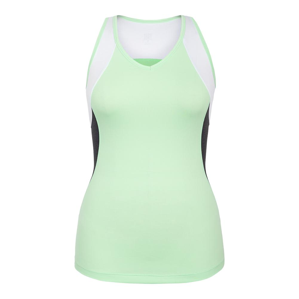 Women's Judy Tennis Tank Honeydew