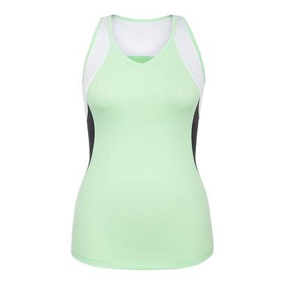 Women`s Judy Tennis Tank Honeydew