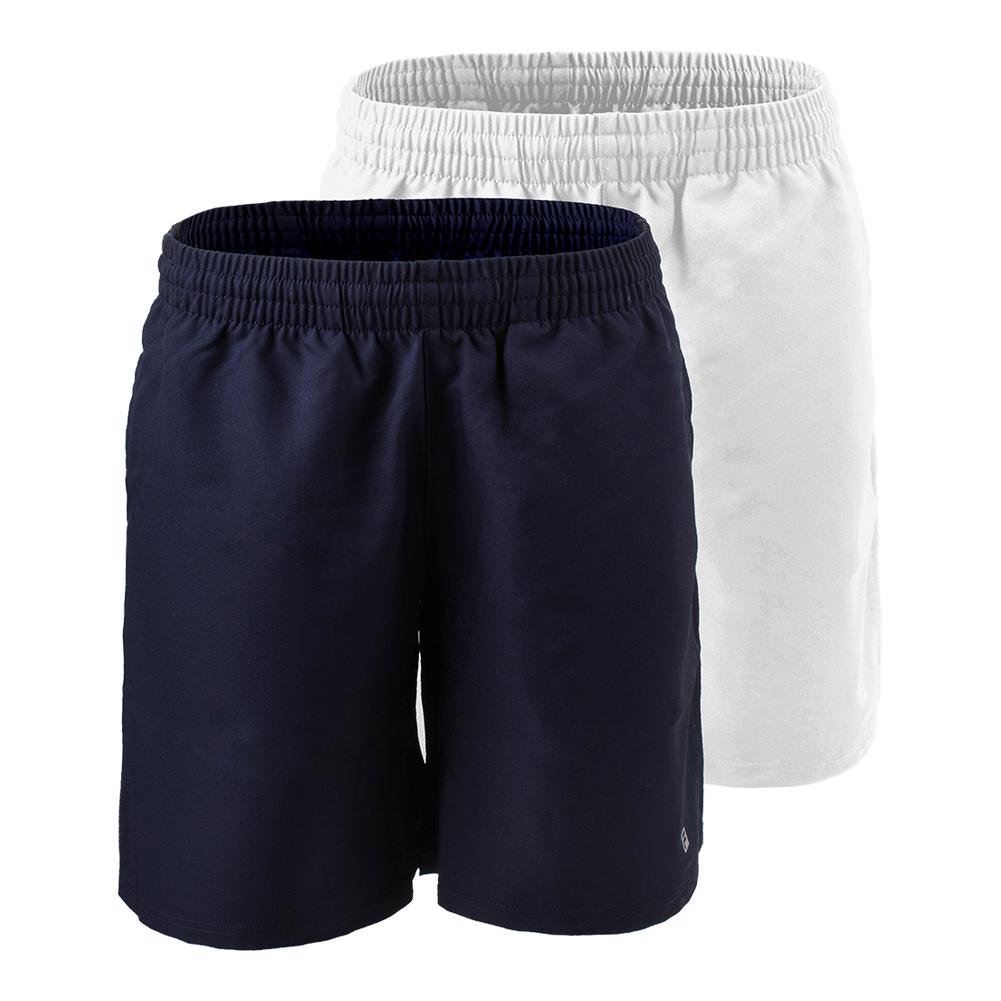 Boys ` Fundamental Basic Tennis Short