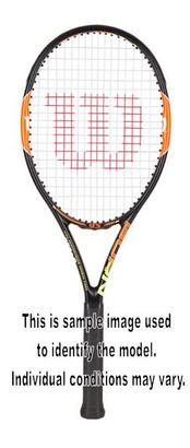 WILSON BURN 95 USED TENNIS RACQUET 4_3/8