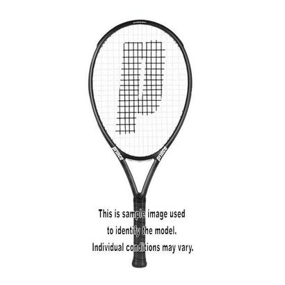PRINCE TEXTREME PREMIER 120 SILVER USED RACQUET 4_3/8