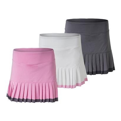 Women`s Simply Smashing Pleated Tennis Skort