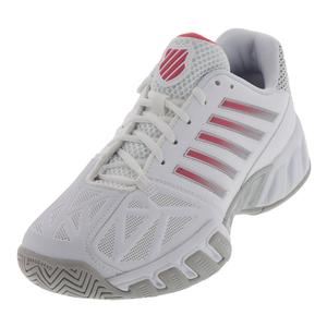 Women`s Bigshot Light 3 Tennis Shoes Bonnie White and Dark Shadow