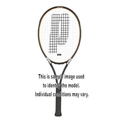 TEXTREME TOUR 100 T USED TENNIS RACQUET 4_3/8