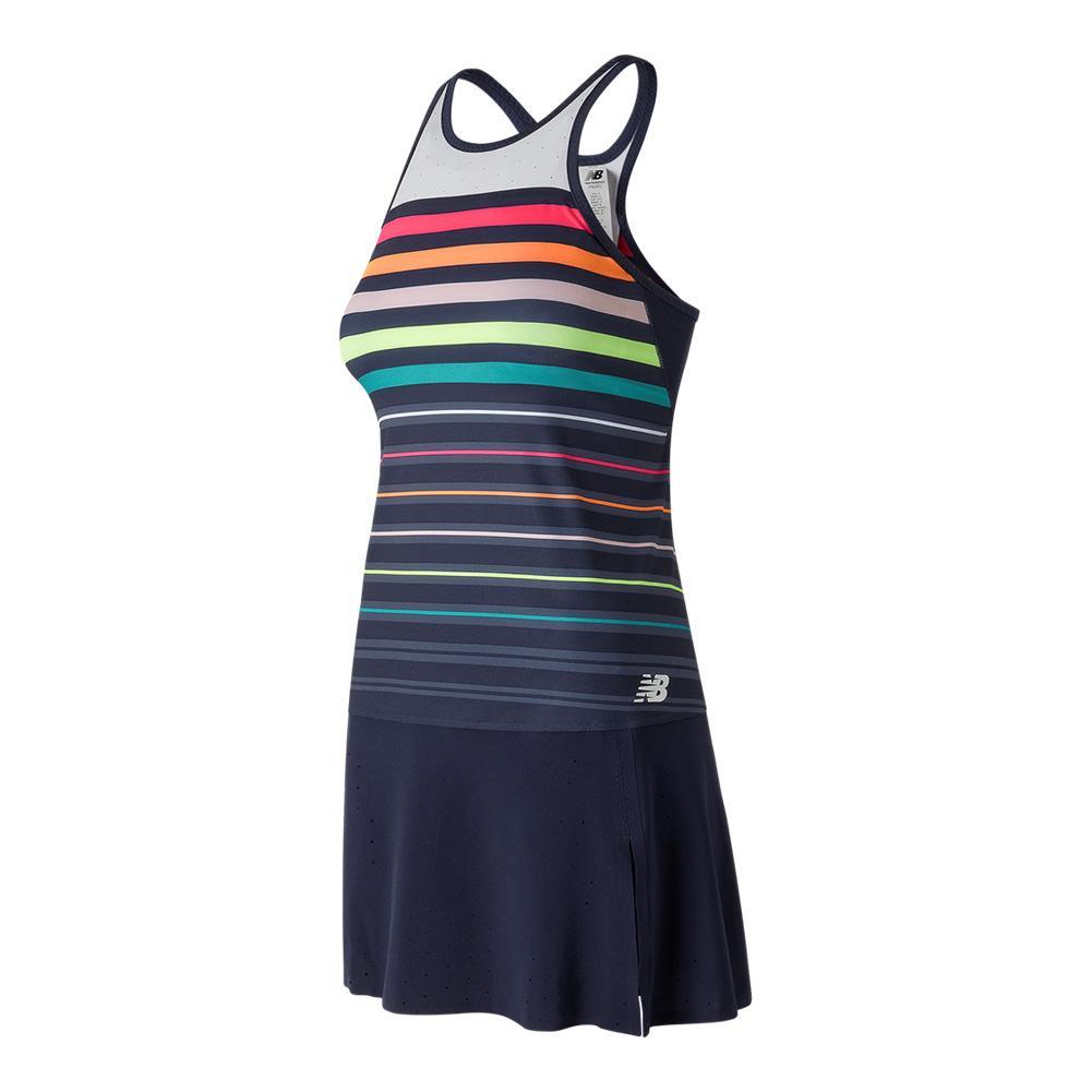 Women's Brunton Tennis Dress Pigment Print