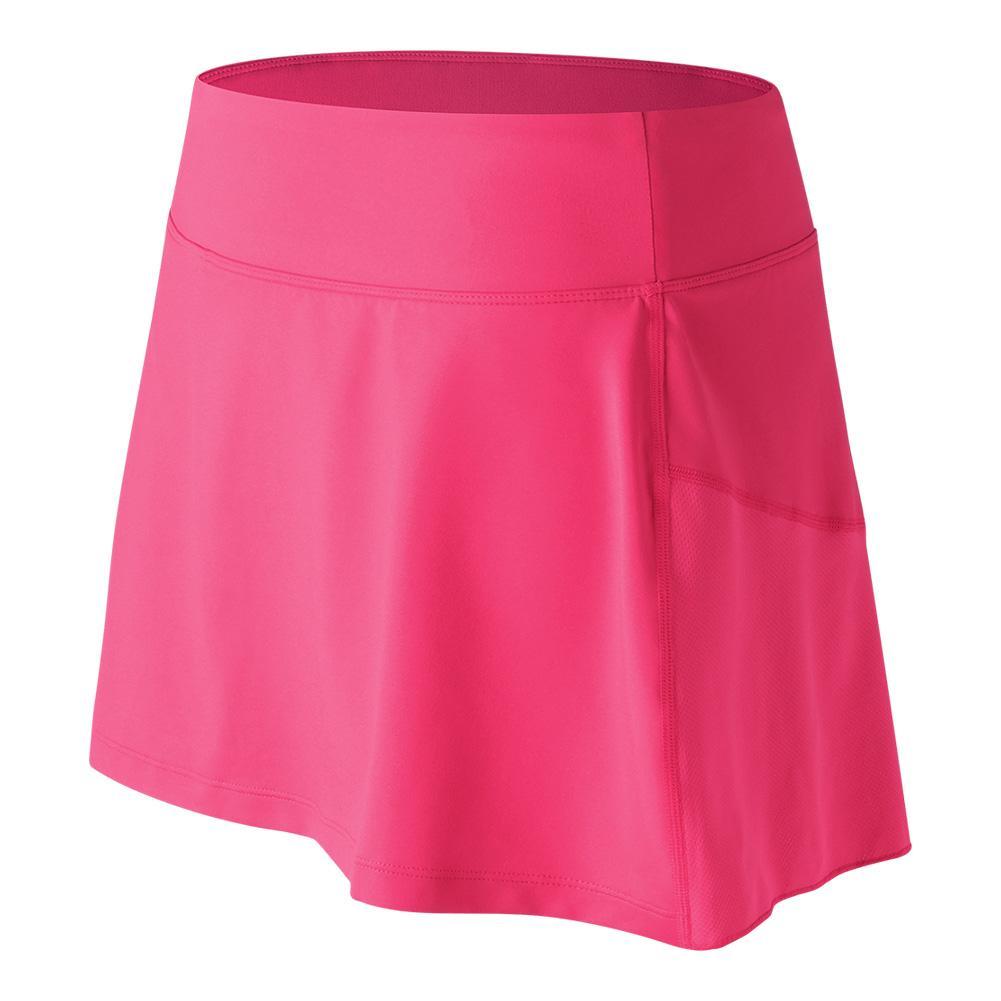Women's Casino Tennis Skort Alpha Pink