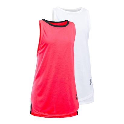Girls` Threadborne Play Up Tank