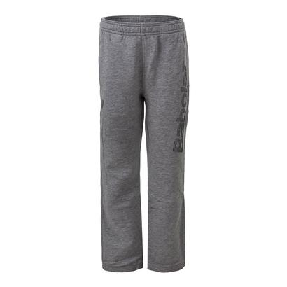 Boys` Big Logo Tennis Sweat Pant Heather Gray