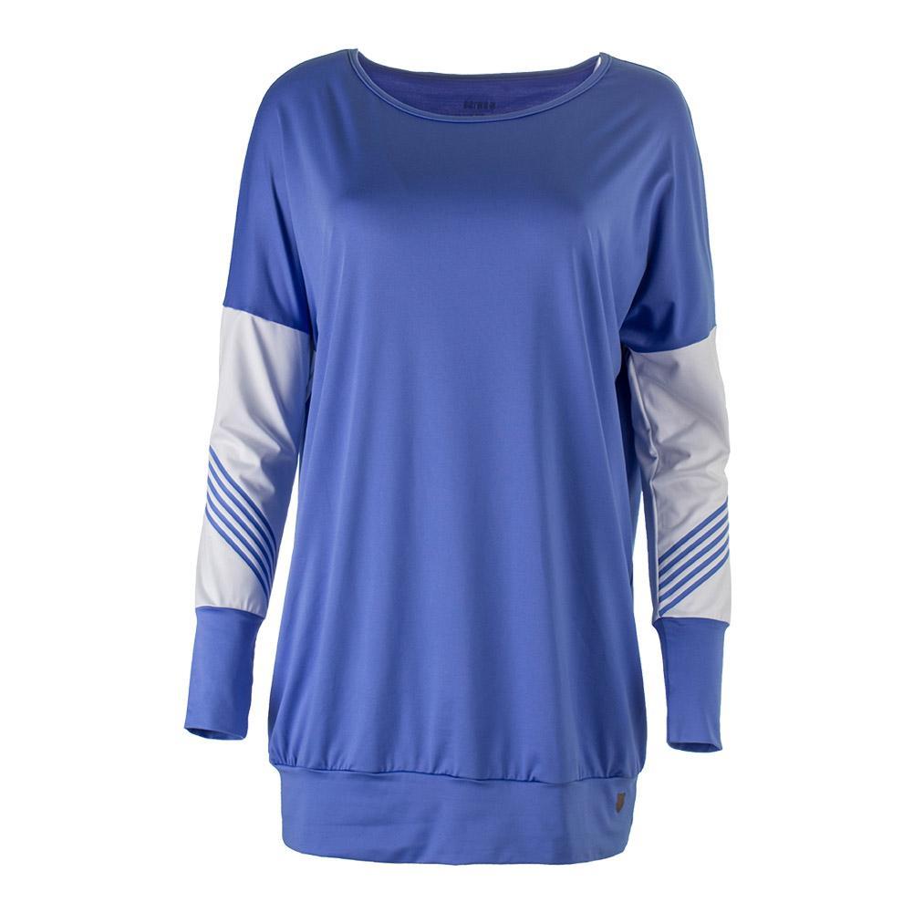 Women's Court Tennis Pullover Ultramarine