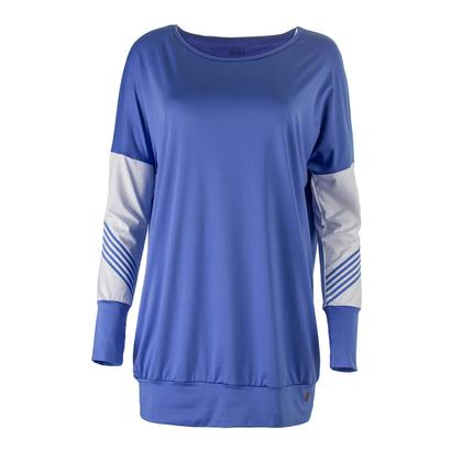 Women`s Court Tennis Pullover Ultramarine