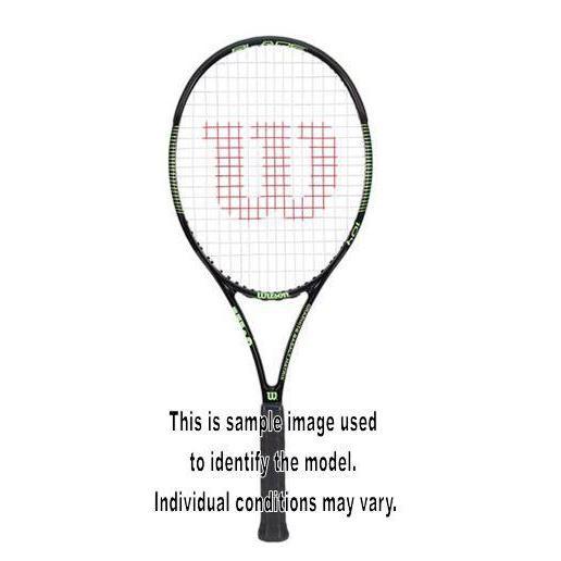 Wilson 2015 Blade 104 Used Tennis Racquet 4_3/8