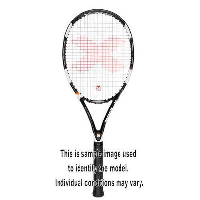 PACIFIC BX2 X FORCE USED TENNIS RACQUET 4_3/8