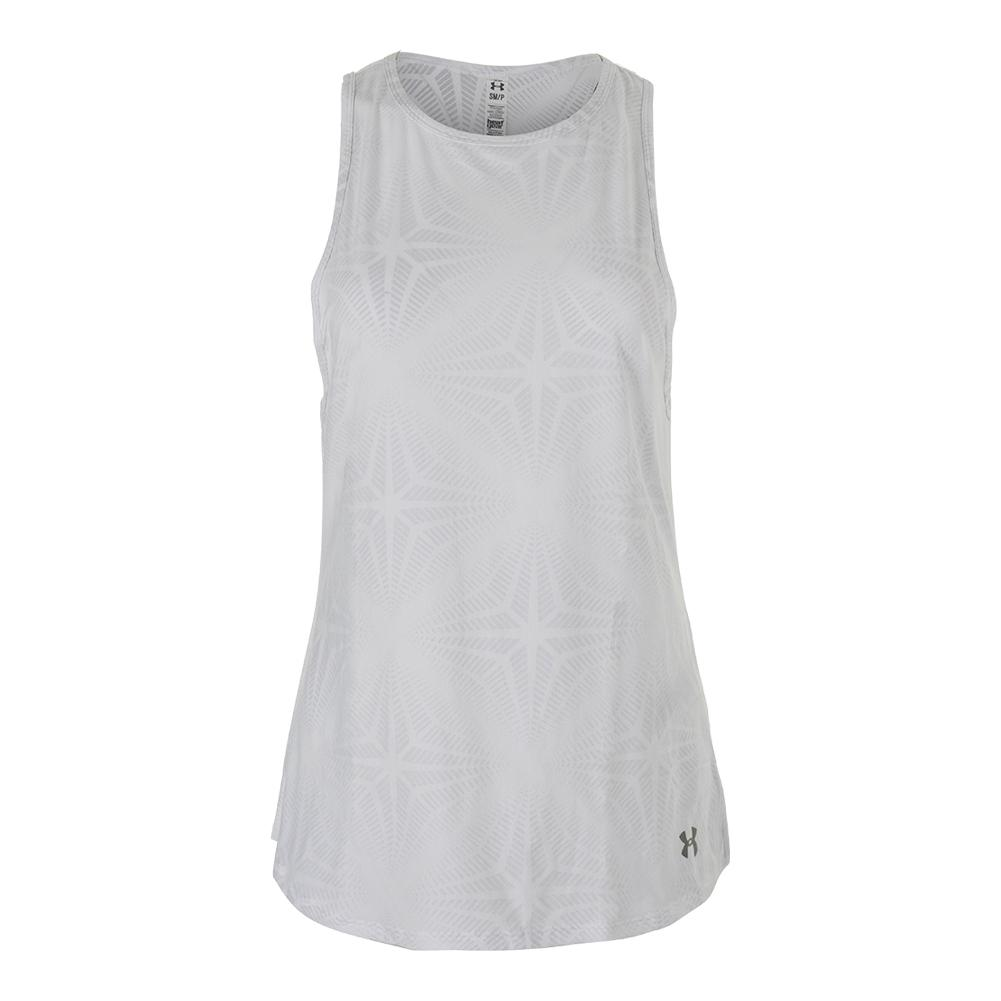 Women's Coolswitch Run Tank White