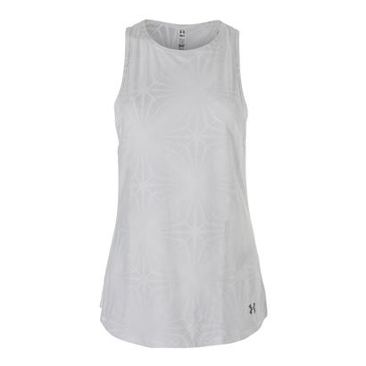 Women`s Coolswitch Run Tank White