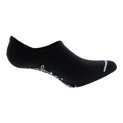 Men`s Soricelli No Show Tennis Socks Black