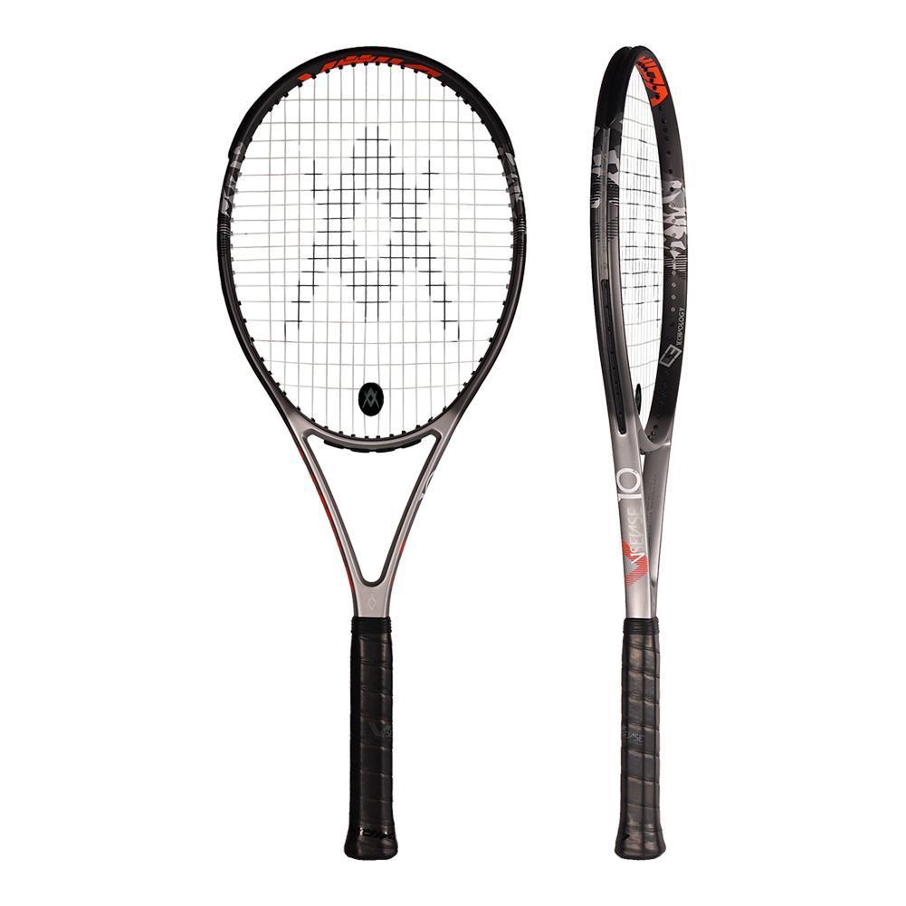 V- Sense 10 Mid Demo Tennis Racquet 4_3/8