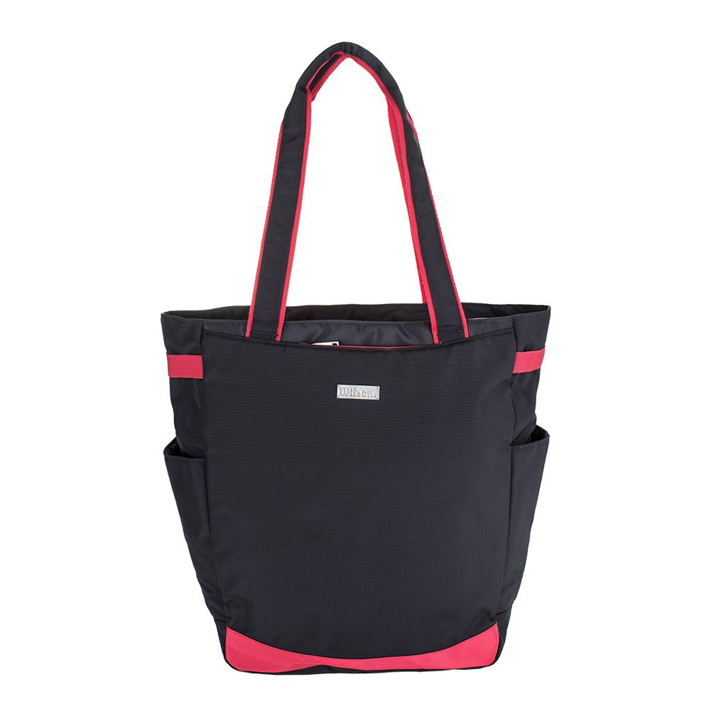 Women's Tennis Tote Gray And Pink