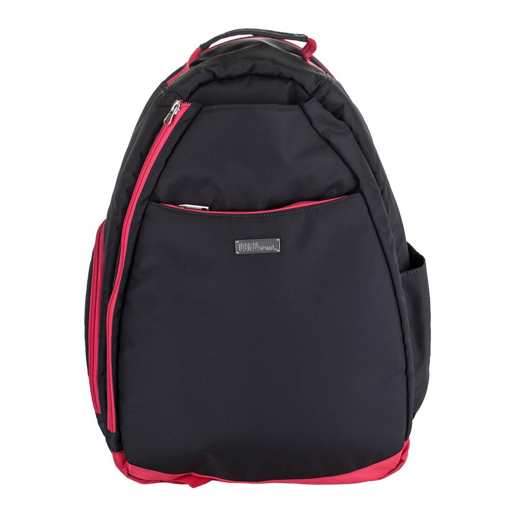 Women's Tennis Backpack Gray And Pink
