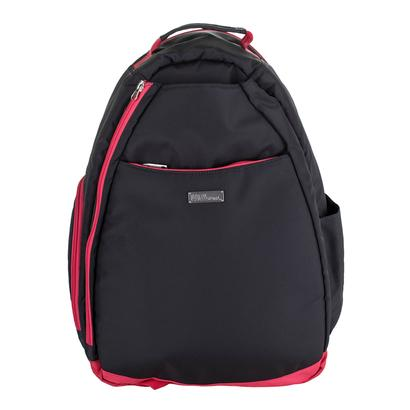 Women`s Tennis Backpack Gray and Pink