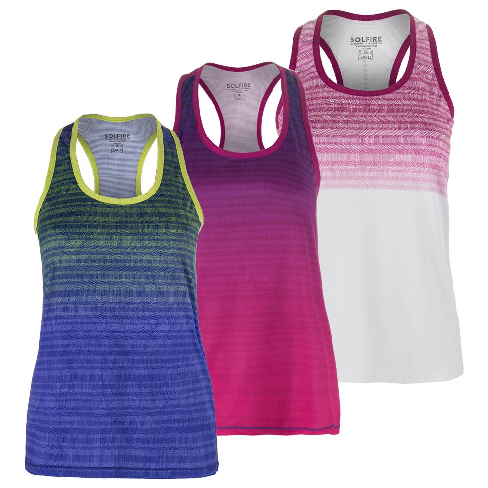 Women's Stretch Your Limits Tennis Tank