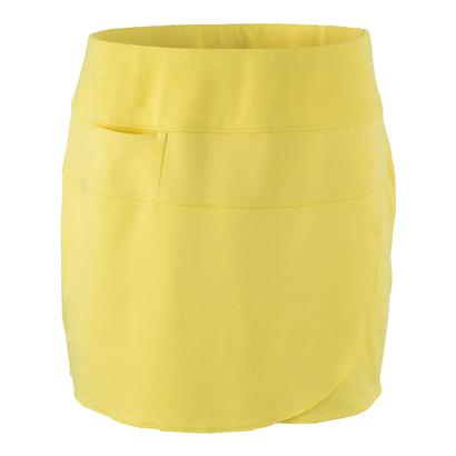 Women`s Kelly Tennis Skort Vibrant Yellow