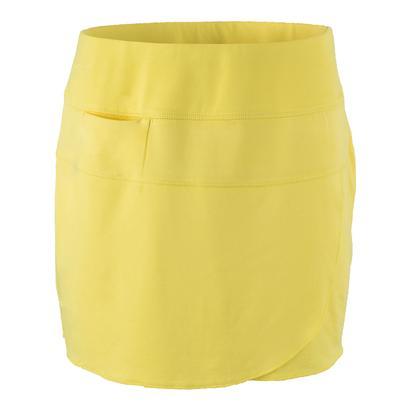 Women`s Kelly Tennis Skort Vibrant Yellow