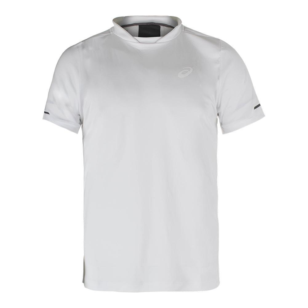 Men's Athlete Short Sleeve Tennis Top