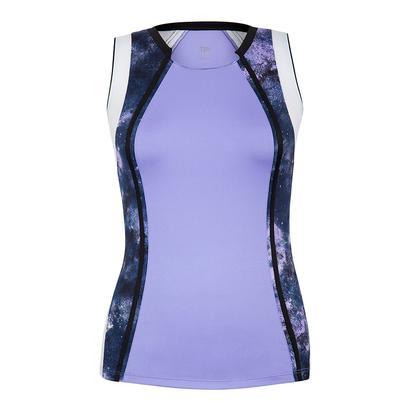 Women`s Sienna Tennis Tank Lavender
