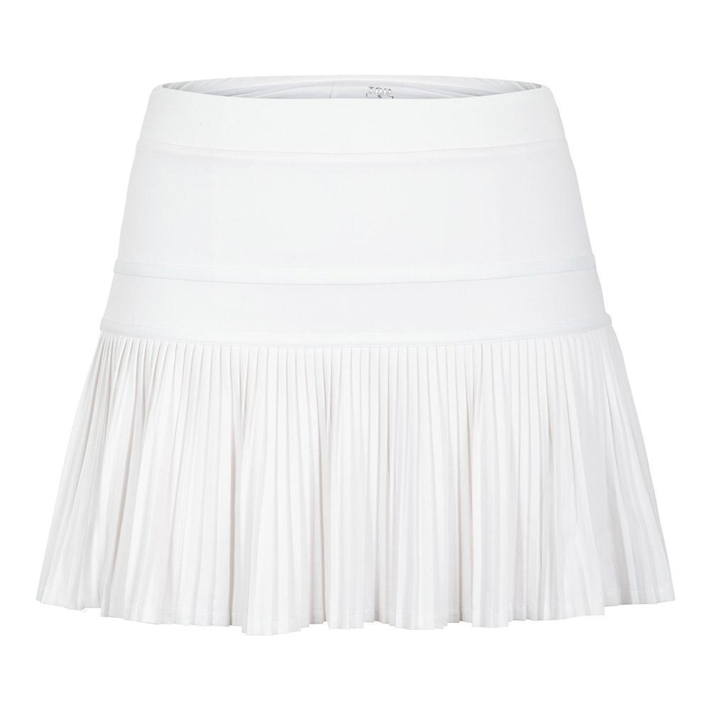 Women's Erin 14.5 Inch Tennis Skort White
