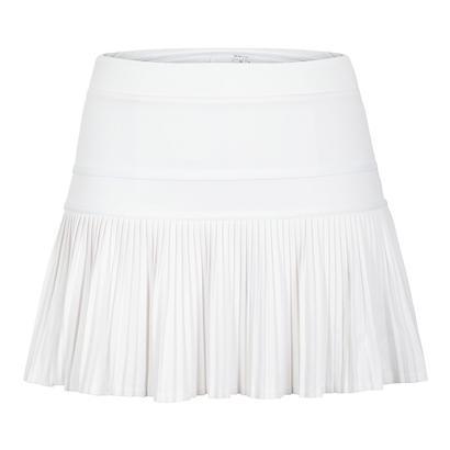 Women`s Erin 14.5 Inch Tennis Skort White