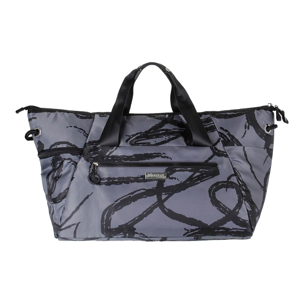 Women's Oh And Oh Tennis Bag Print