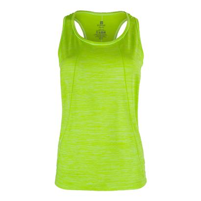 Women`s Flawless Tennis Tank Sharp Green