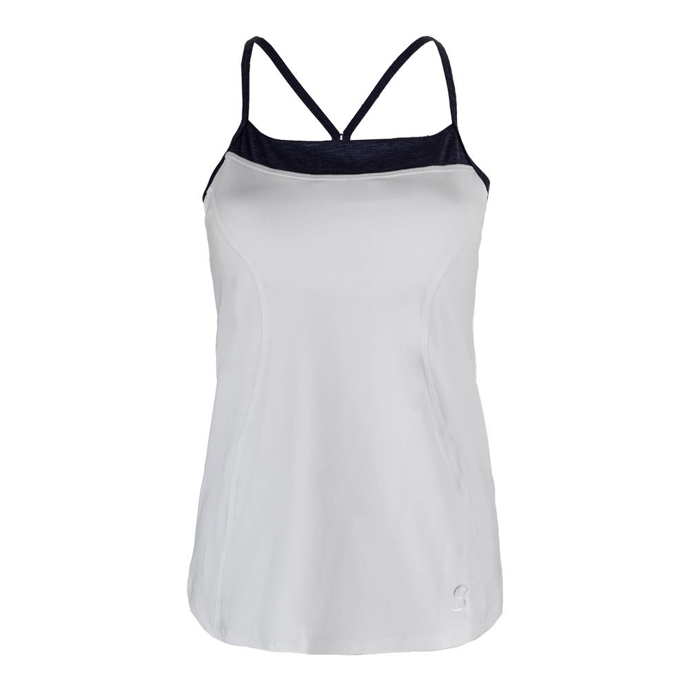 Women's Athletic Tennis Cami White
