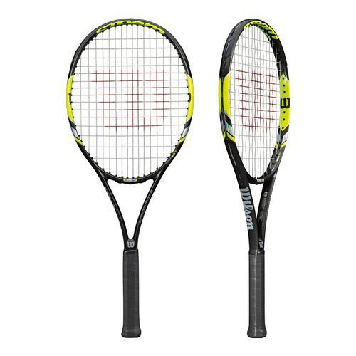 Steam 105s Yellow Demo Tennis Racquet