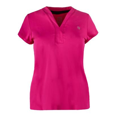 Women`s Winners Tennis Tee Eleven Berry