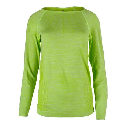 Women`s Absolute Long Sleeve Tennis Top Sharp Green