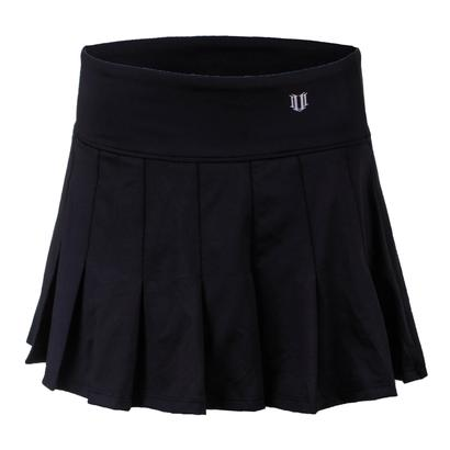 Women`s Flutter 13 Inch Tennis Skort Black
