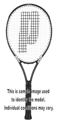 PRINCE TEXTREME WARRIOR 100T USED RACQUET 4_3/8