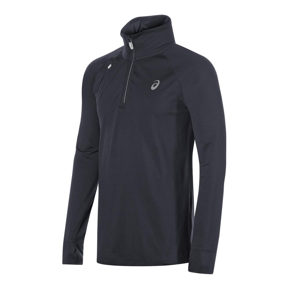 Men's Thermopolis 1/2 Zip Top Performance Black