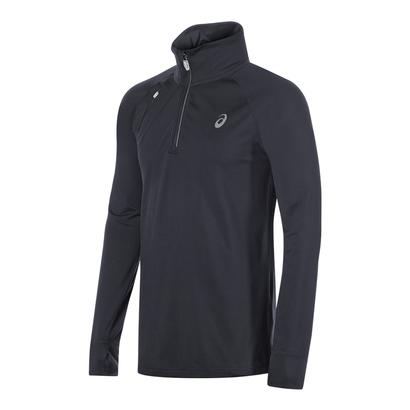 Men`s Thermopolis 1/2 Zip Top Performance Black