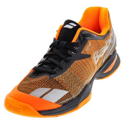 Men`s Jet All Court Tennis Shoes Orange