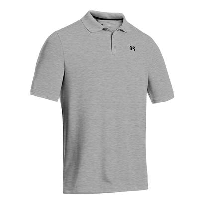 Men`s Performance Polo True Gray Heather