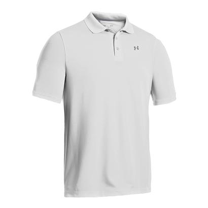 Men`s Performance Polo White