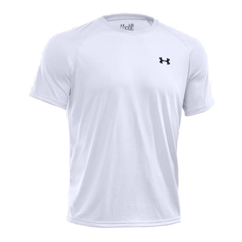 Men's Tech Short Sleeve Tee White