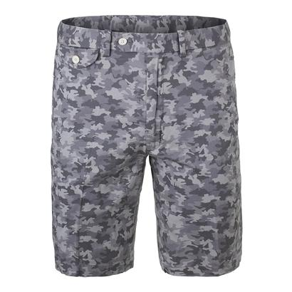Men`s Printed Stretch Chino Short Villa Camo
