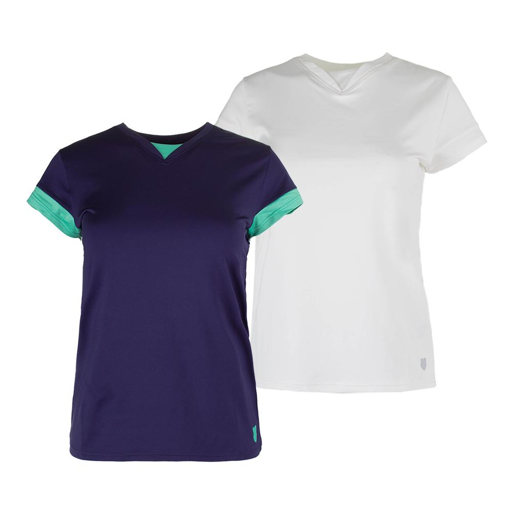 Women's Pace Cap Sleeve Tennis Top