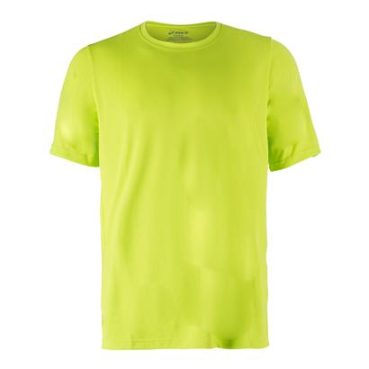 Men`s Contour Short Sleeve Top Energy Green